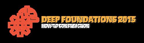 Deep Foundations 2015